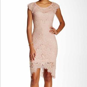 REDUCED! 🩰BRAND NEW Soieblu Cap Sleeve Lace Dress